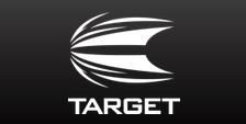 Logotipo de la marca de dardos Target